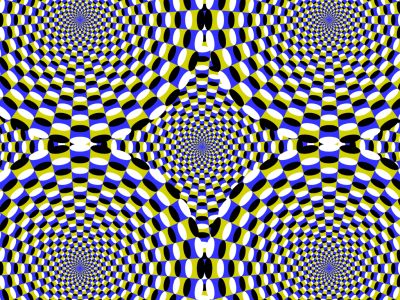 illusion d'optique !!!