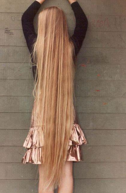 Comme j'aimerais avoir leur cheveux...♥