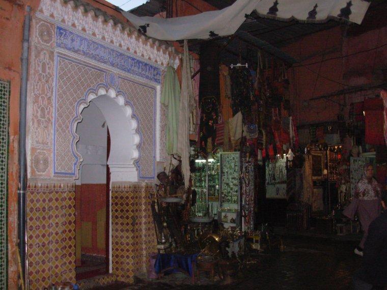 Mon voyage au Maroc 2010