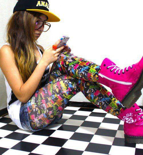 Quel est votre leggins préférer ? ♥