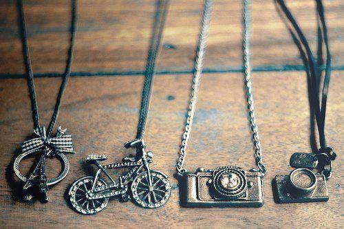 magnifiques colliers ♥