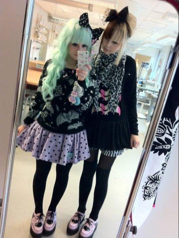 † Pastel Goth †