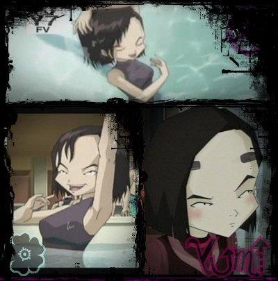 Yumi avec toute sa splendeur !