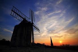 Les moulins de mon coeur...