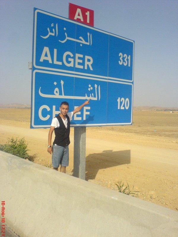 iL Rest 331 km a alger