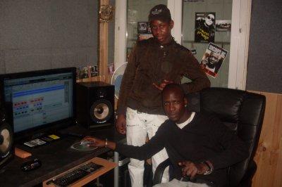 studio pour la mix tape a makan