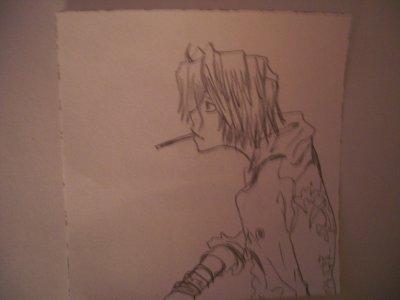 voici mes derniers dessins