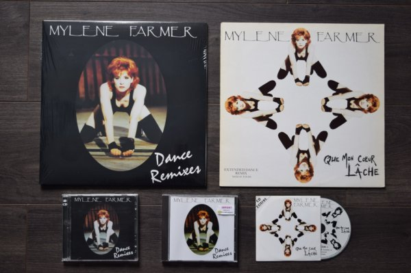 """18 Avril 2018 - Collection """"Dance Remixes"""""""