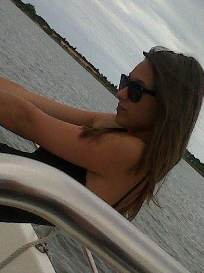 Sur le bateau ;)