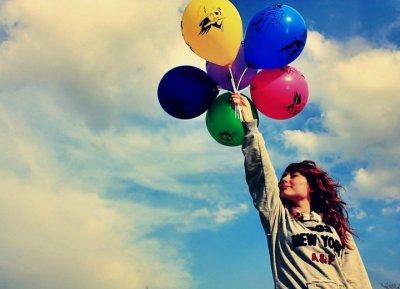 Respirer la joie de vivre