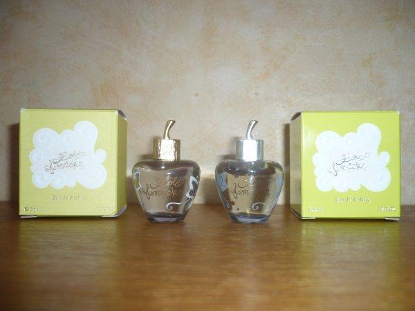 Miniatures à vendre Lolita LEMPICKA pleines avec boites