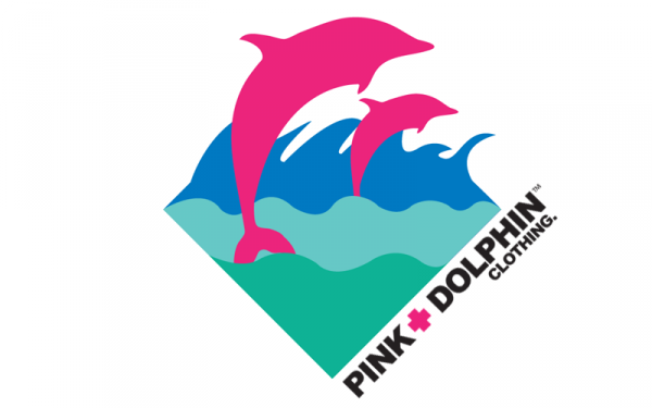 Pink + Dolphin clothing x Ma marque ! apel moi pink dolphin boy !