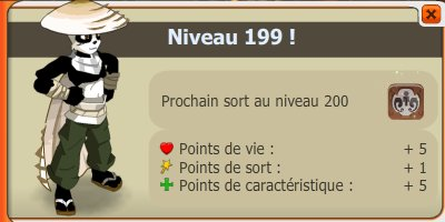Up 199 Panda et 111 de la guilde !!!