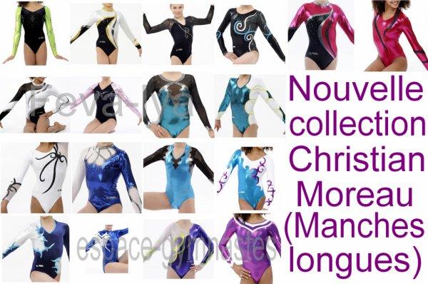 La nouvelle collection Christian Moreau