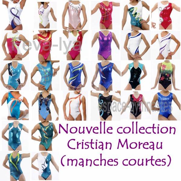 La nouvelle collection Christian Moreau
