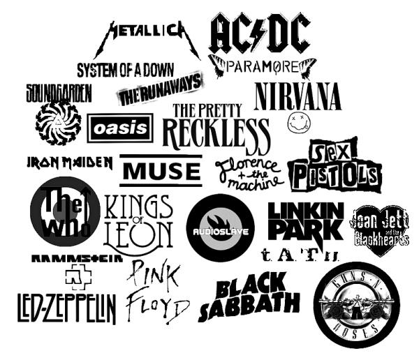 Mes groupes préférés