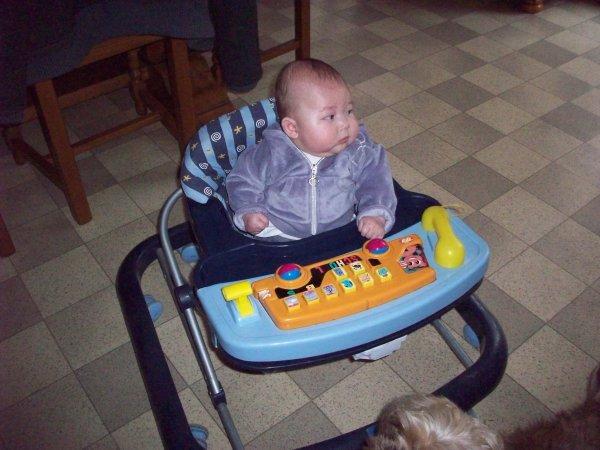 Maëlys 4 mois  :)
