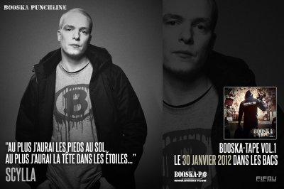 SCYLLA SUR LA BOOSKA-TAPE VOL.1 DISPO LE 30 JANVIER 2012