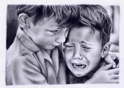 <--- La tristesse --->