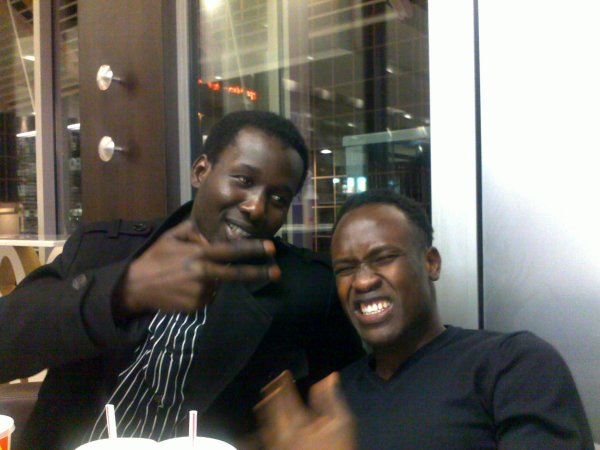 CTD and Dady Mamzo