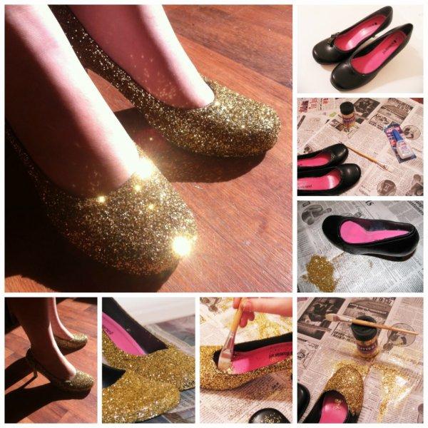 Diy Chaussure 3