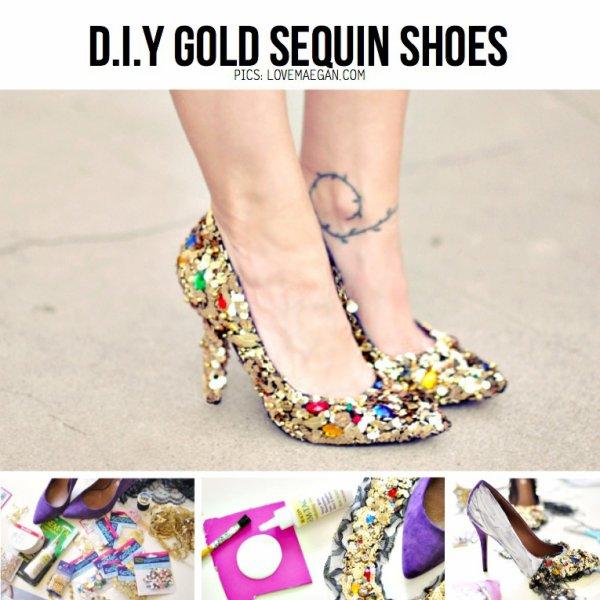 Diy Chaussure 4