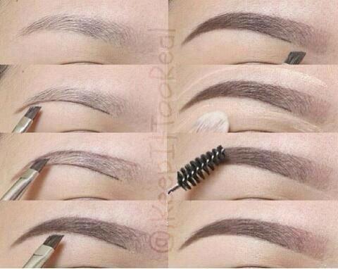 Maquillage Sourcil