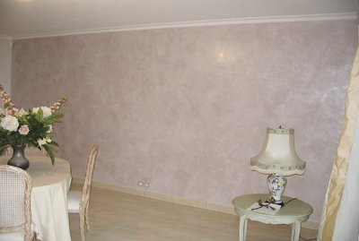 Stucco en mauve blog de peinturedecoration - Couleur peinture stucco ...