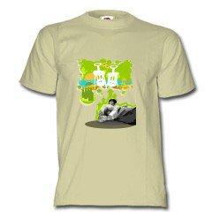 """T-shirt homme  """"DrinkDreamz""""  Créateur : """" Big Up"""""""