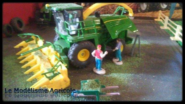 """Projet N°13 : Maquette à thème : """"à la ferme"""""""