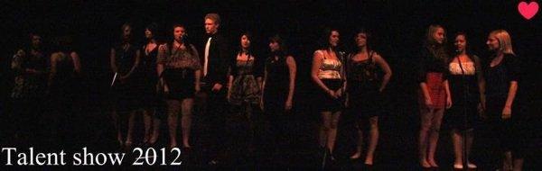 Talent Show 2O12