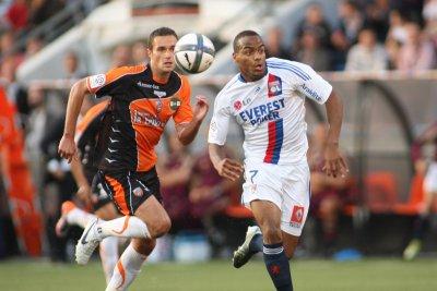 Lorient - Lyon ► La feuille de match