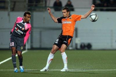 Lorient - Lens ► La feuille de match
