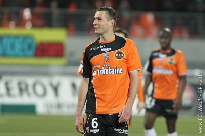 Lorient - Bordeaux ► La feuille de match