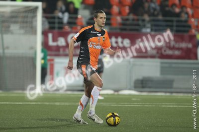 Lorient - Nancy ► La feuille de match