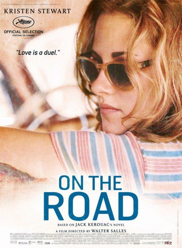 On The Road  au féstival de Canne