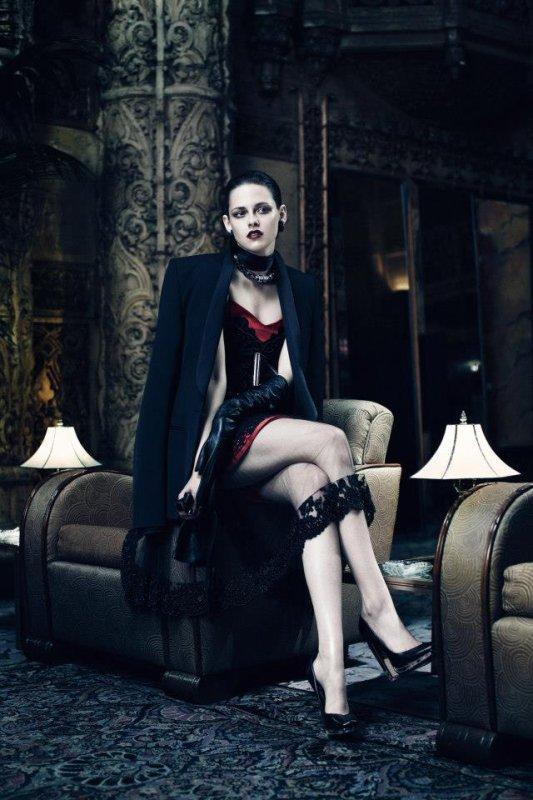 . Kristen  & Charlize pour le magazine Interview Juin 2012 .