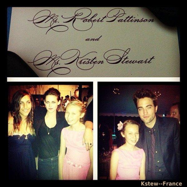 . 23.06.12 Robert & Kristen étaient a un mariage au New Jersey.
