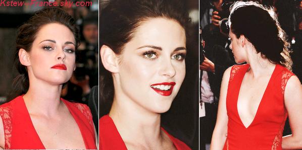 . Kristen Stewart et Robert Pattinson au Festival De Canne 2013 ?