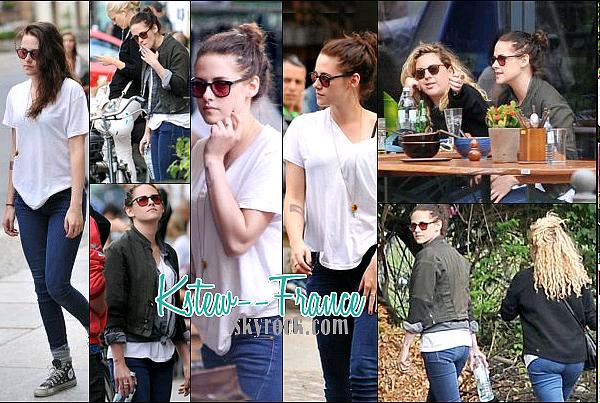 . 26.08.13 Nouvelle photo de Kristen sur le tournage de son nouveaux film a Berlin.