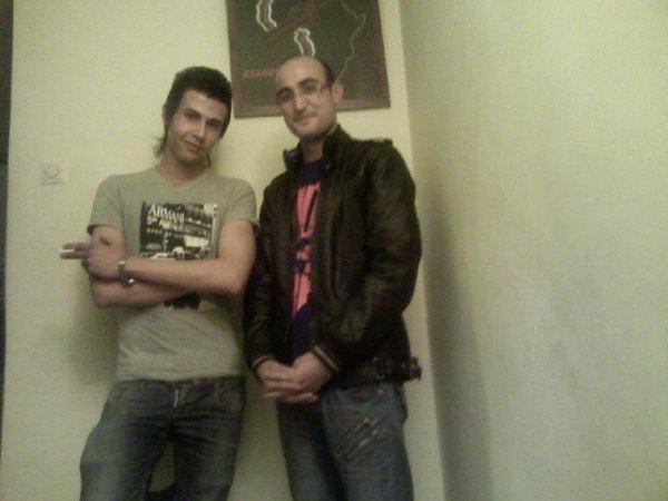 Moi et mon cousin en ( 2008 )