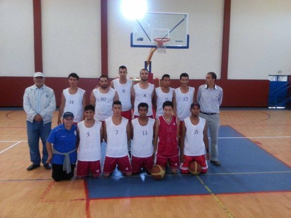 Ma nouvelle équipe IZK MAROC (2014)