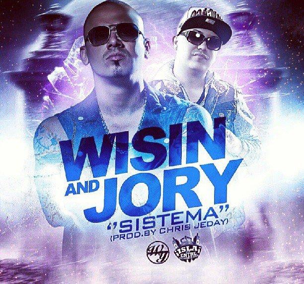"""Wisin """" El Sobreviviente """" Feat. Jory: Sistema ( Prod. by Chris Jeday & Hyde )"""