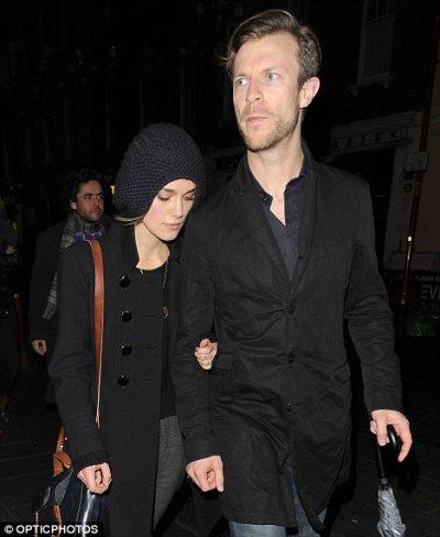 Keira Knightley : vue avec un nouvel homme à son bras !