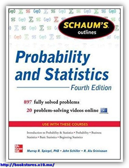 Schaum's Probability and Statistics -- 376