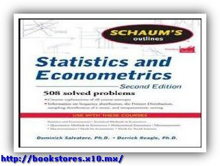 Schaum's Statistics and Econometrics -- 335