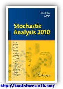 Stochastic Analysis 2010, Crisan