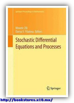 Stochastic Differential Equations and Processes, Zili & Filatova