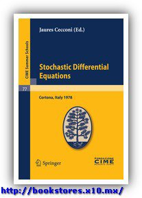 Stochastic Differential Equations, Cecconi