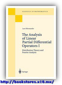 The Analysis of Linear Partial Differential Operators I-Hormander